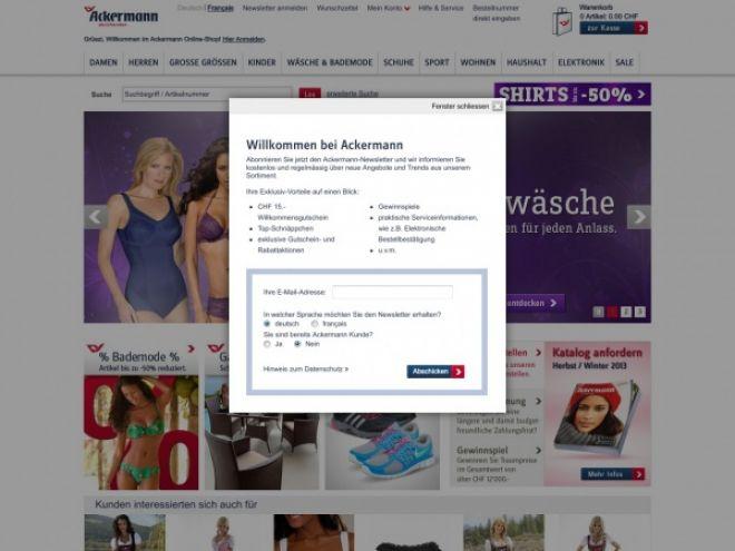 Ackermann.ch