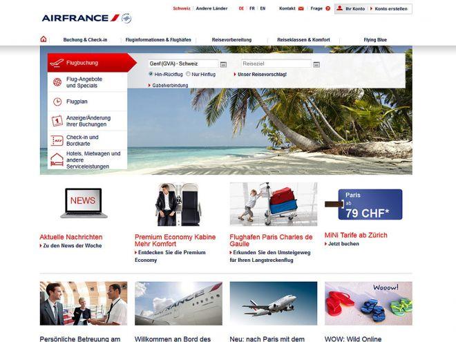 airfrance.ch