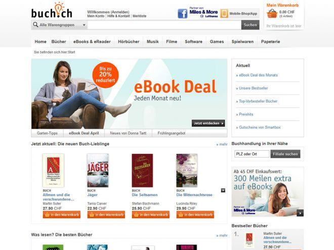 Bücher.ch