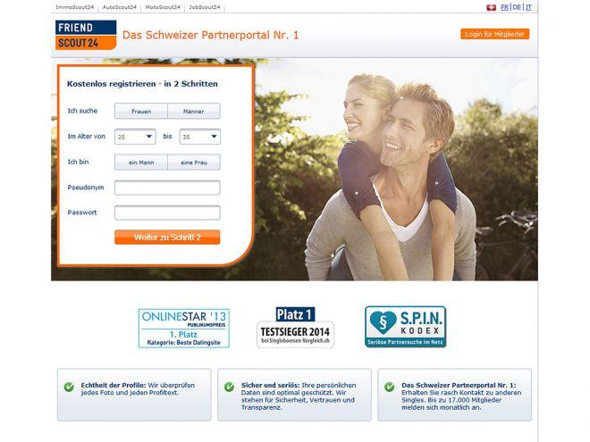 Friendscout24.ch