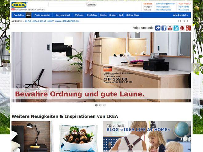 Ikea.ch